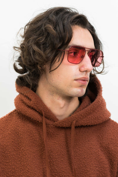 Iggy Sunglasses in Amaranth