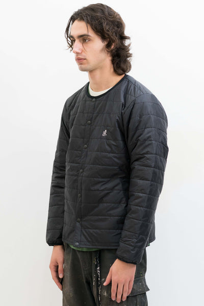Padding Jacket in Black