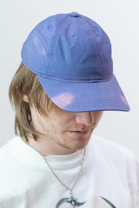 Ballcap in Thermochromic Purple