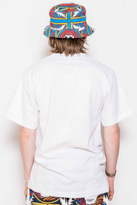 The Grateful Dead Border Sewn Bandana Tee