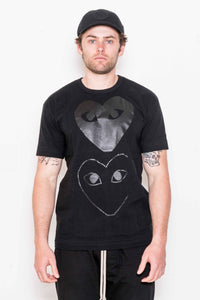 Men's T-Shirt T194 in Black