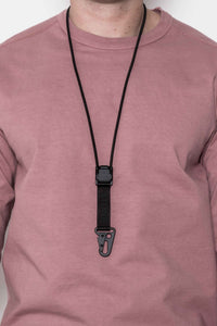 Lanyard 95364 in Black