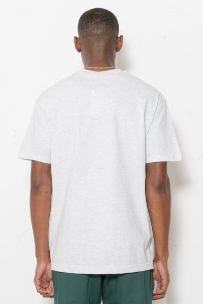 SW Bean Tee in Ash Grey