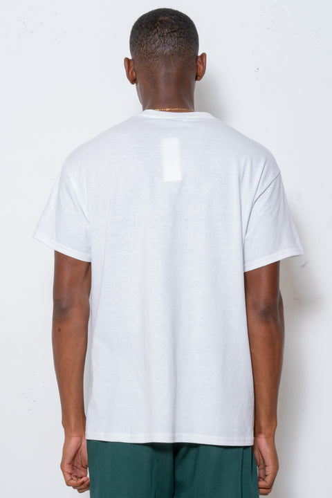 Operation SW Pocket Tee in White