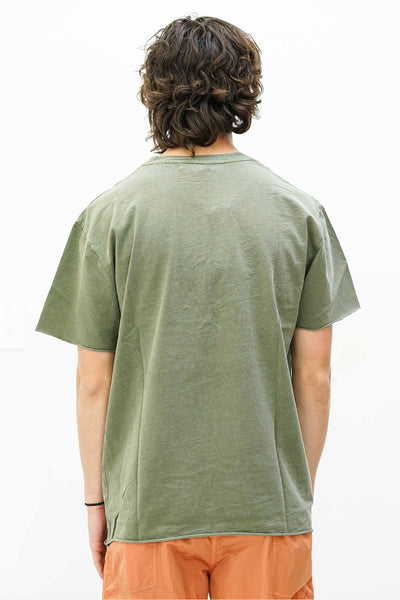 Anti-Expo Tee in Moss