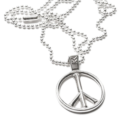 MAPLE Co. Peace Pendant