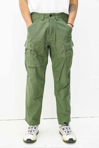 6 Pocket Army Pant in Olive
