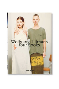 Wolfgang Tillmans Four Books - 40th Anniversary Edition