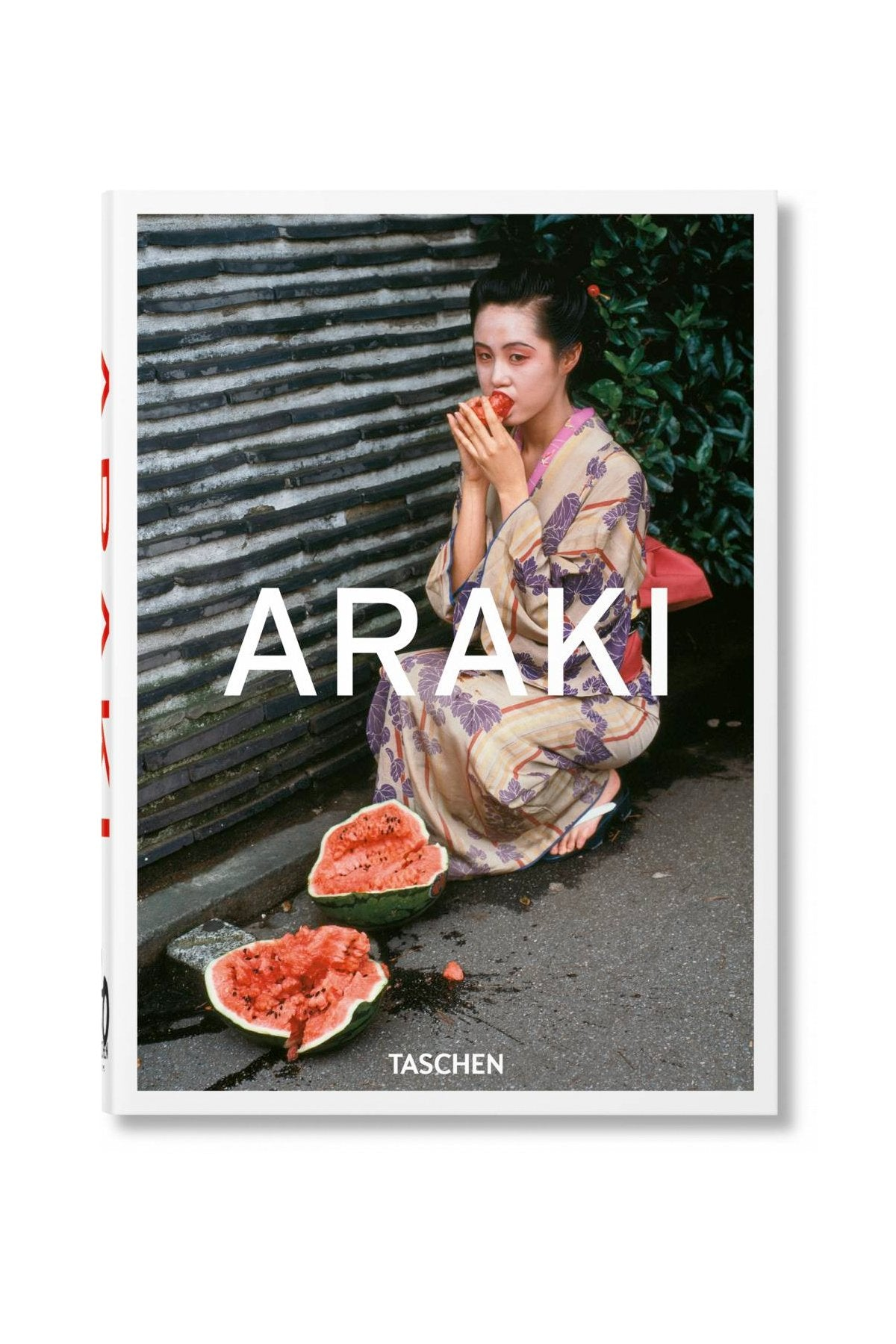 Araki - 40th Anniversary Edition
