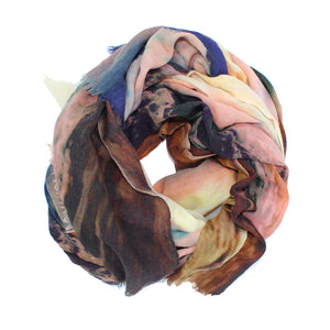 Pink Rock Abaco Scarf