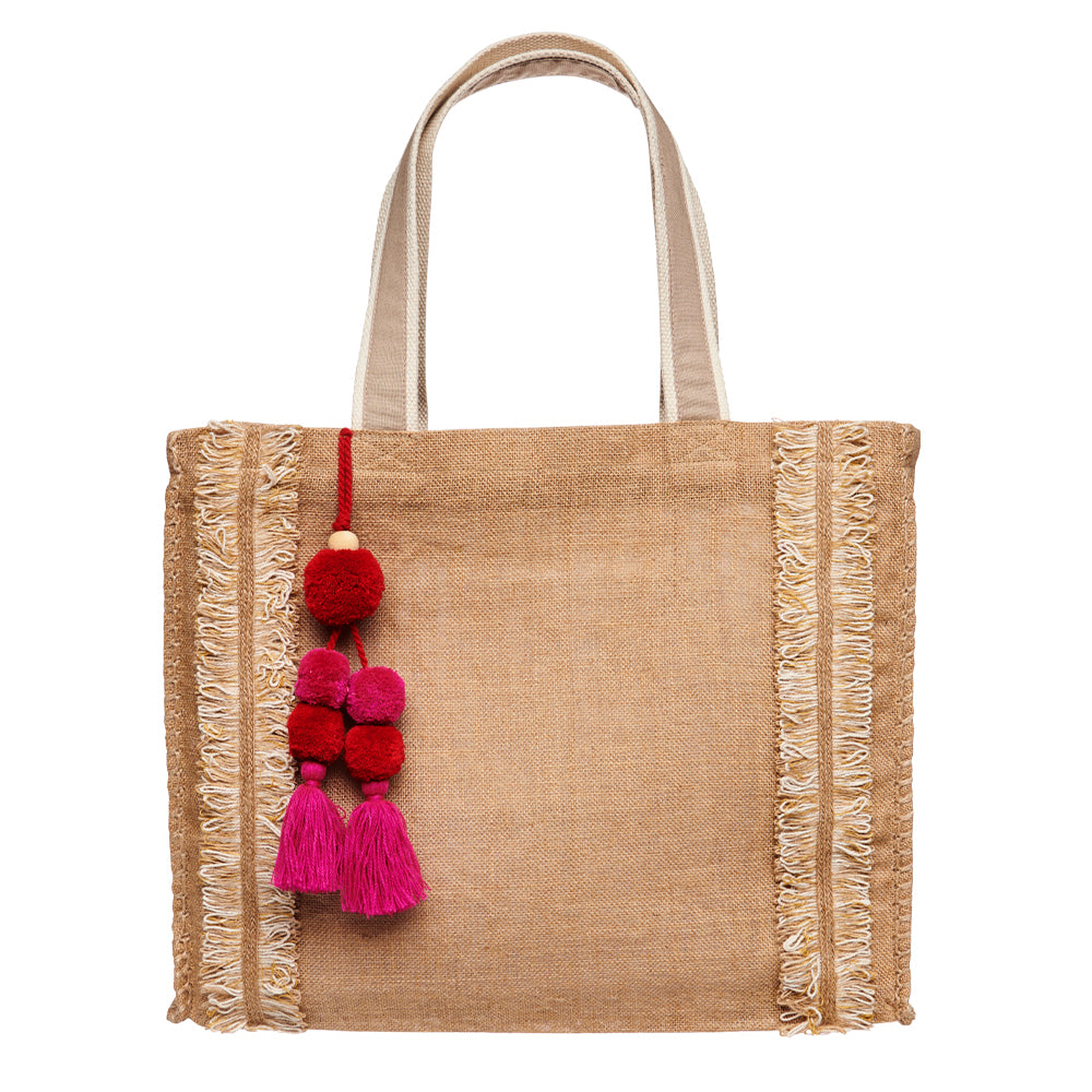 The Original Beach Tote - Sidney Byron