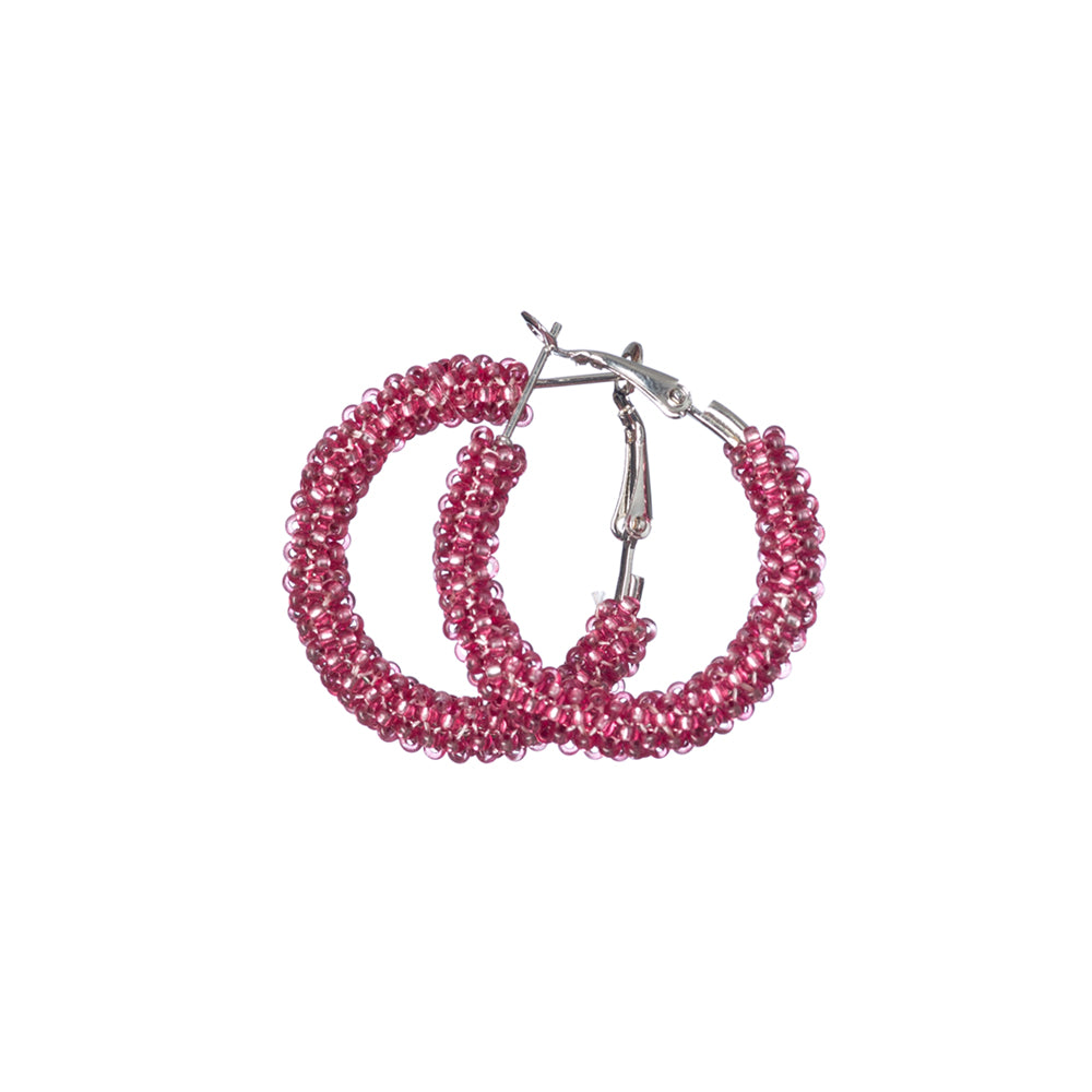 Small Hoop Earrings - Sidney Byron