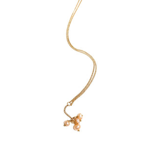 Petite Grand - Harmony Necklace - Available in Silver + Gold