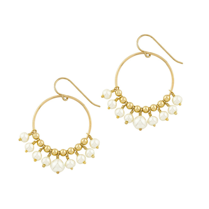 Petite Grand - Elllie Earrings - Gold