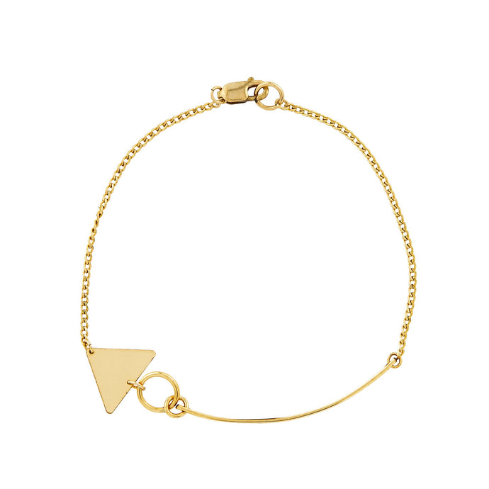 Petite Grand - Arrow Bracelet - Gold