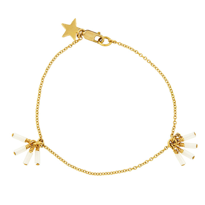 Petite Grand - Bells Bracelet - Gold