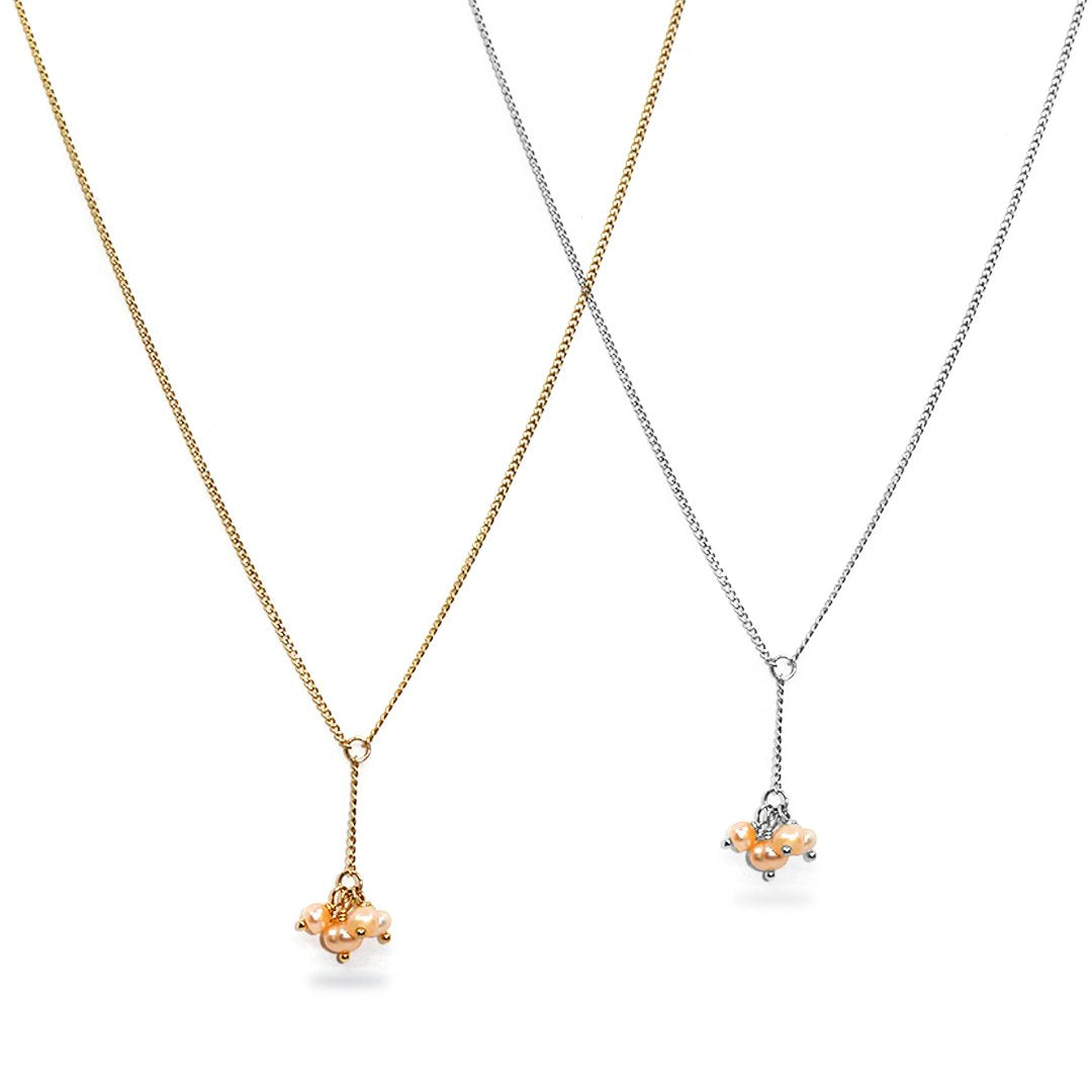 Petite Grand - 30% OFF - Harmony Necklace - Available in Silver + Gold