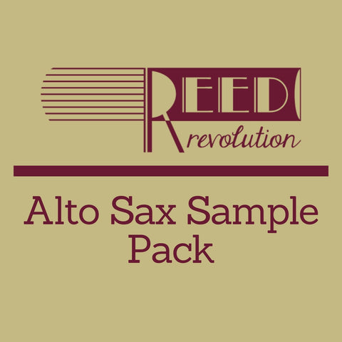 Sample Pack - Alto Sax