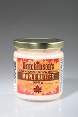 Organic Maple Butter