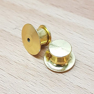 Deluxe Pin Backing Pair