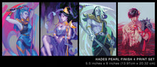 Load image into Gallery viewer, Hades Pearl Prints