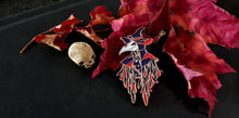 Load image into Gallery viewer, Bloodborne: Eileen the Crow Pin