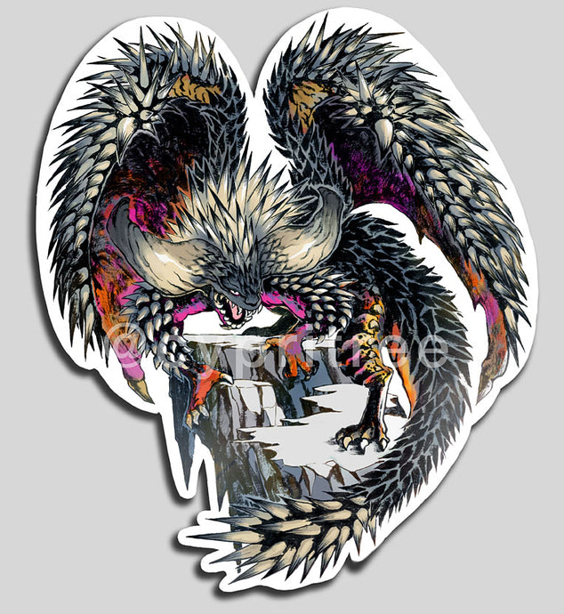 Nergigante Sticker