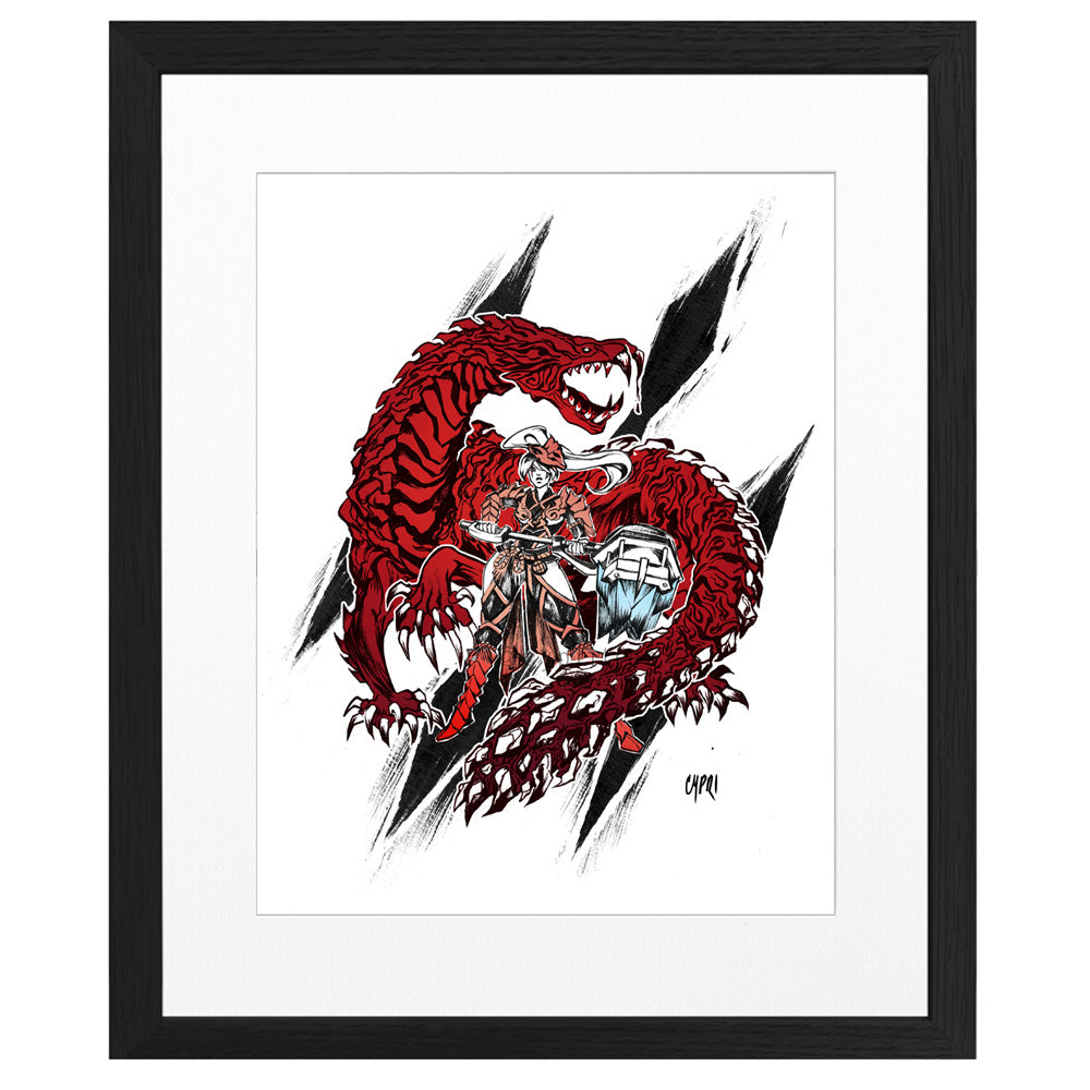 Monster Hunter: Odogaron