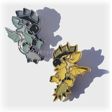 Load image into Gallery viewer, MH Babies: Silver Rathalos & Gold Rathian