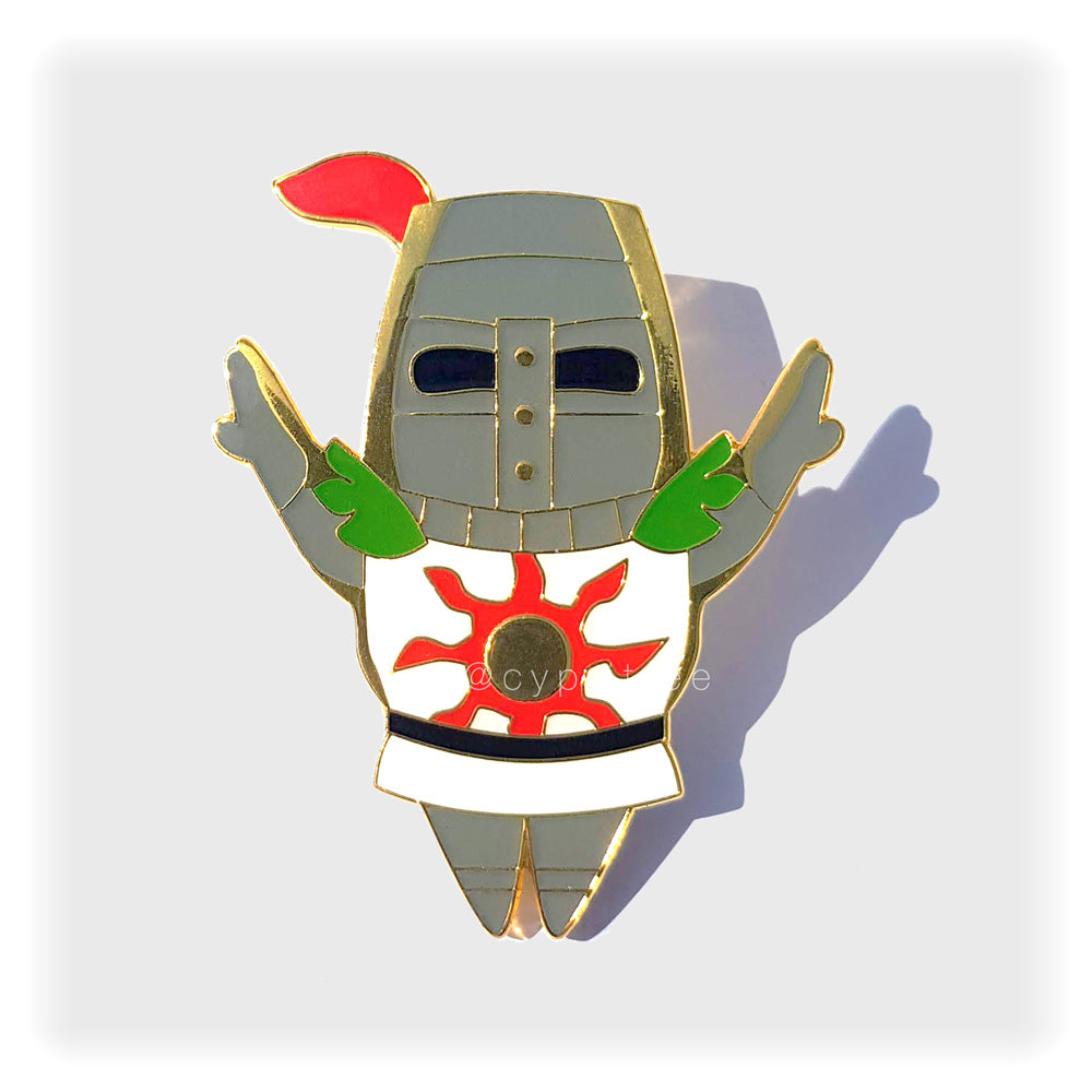 Solaire Pin