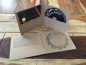 Wish Upon A Bottlecap CD