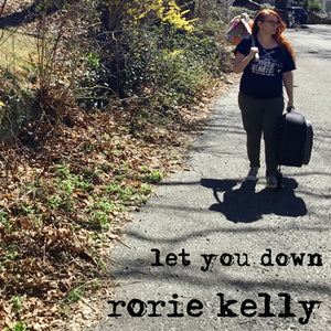 Let You Down Digital Single