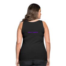 Load image into Gallery viewer, LADYBEAST Tank Top - Premium Women's Tank Top - black