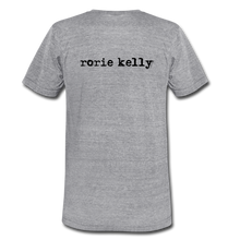 Load image into Gallery viewer, Rising, Rising, Rising Bird Lyric Tee (Click to see all colors!) - heather gray