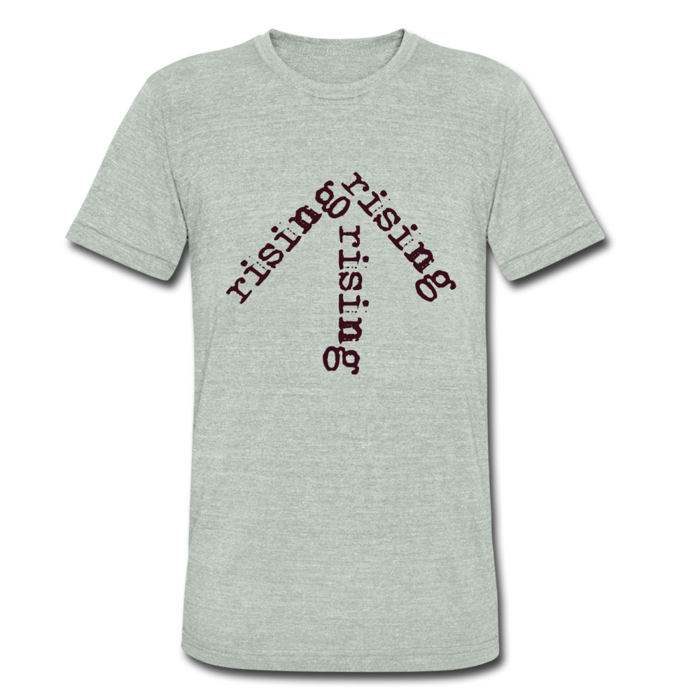 Rising Arrow T-Shirt (Click to see all colors!) - heather gray