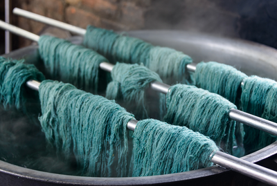 Our Natural Dyes and Low Impact Dyes from Nepal Explained