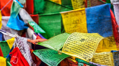 The Secrets of Tibetan Prayer Flags