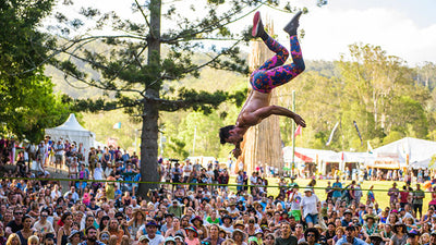 Our Favourite Festival - Woodford Folk Festival