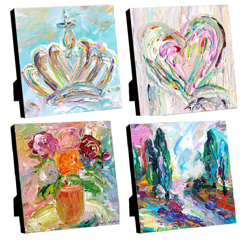 Gift Special • Buy 3 Giclees Get 1 Free!-King's Daughters Regal Lifestyle Collection