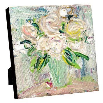 Bouquet Regal Box - White Series-Regal Boxes-King's Daughters Regal Lifestyle Collection
