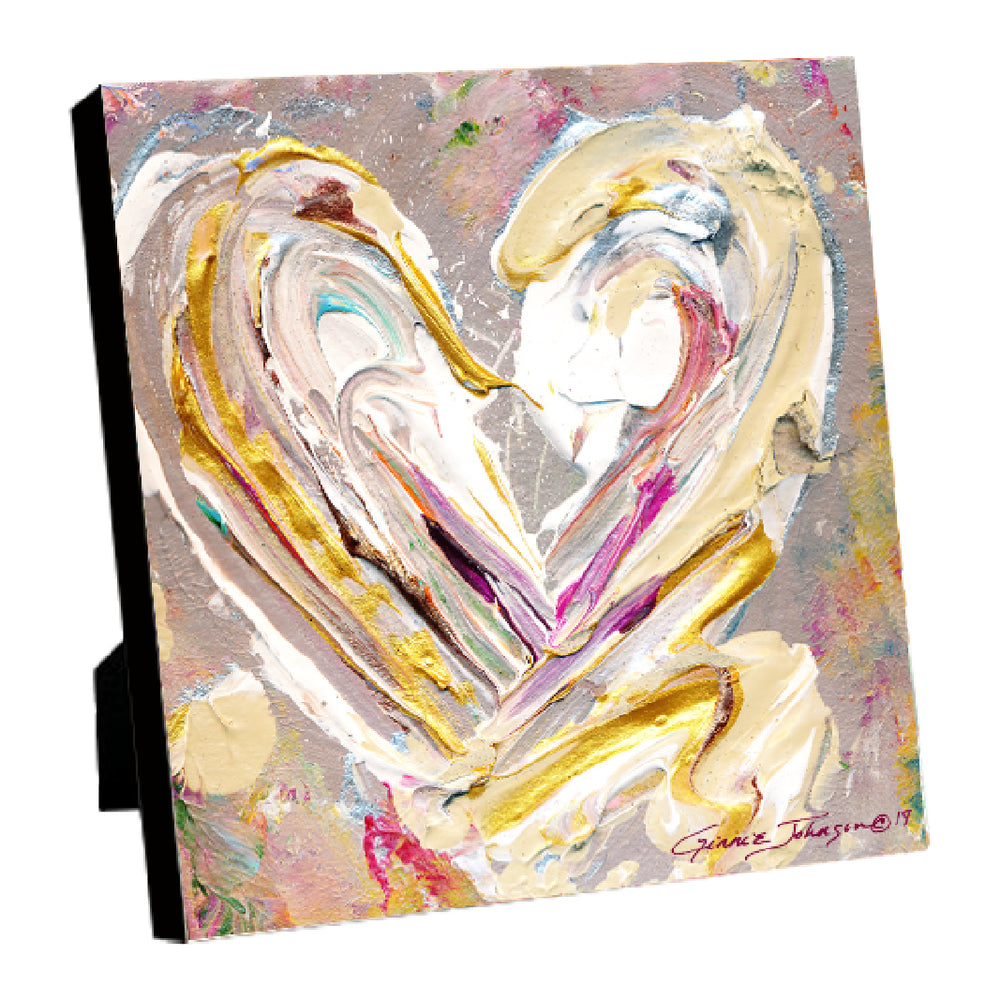New Heart • Giclee 12-Giclee-King's Daughters Regal Lifestyle Collection