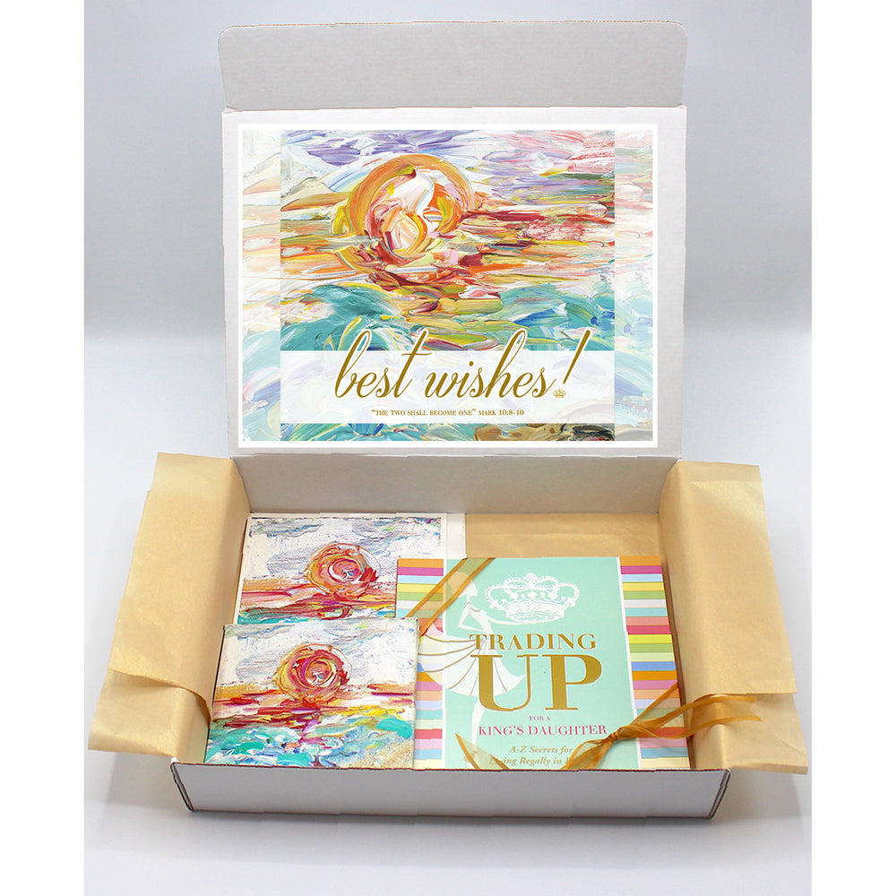 Royal Thoughts / Beach Regal Box-Regal Boxes-King's Daughters Regal Lifestyle Collection