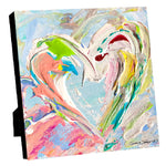 New Heart • Giclee XIII-Giclee-King's Daughters Regal Lifestyle Collection