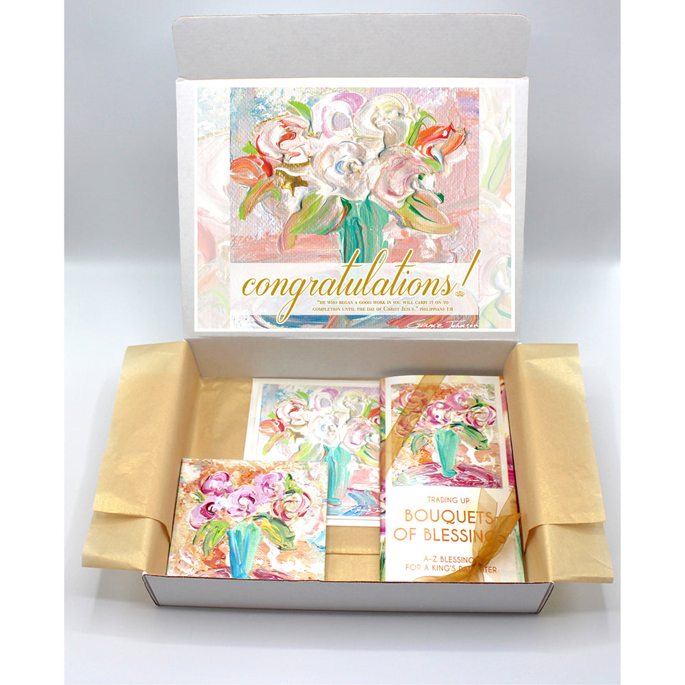 Bouquet Regal Box - Light Series-Regal Boxes-King's Daughters Regal Lifestyle Collection