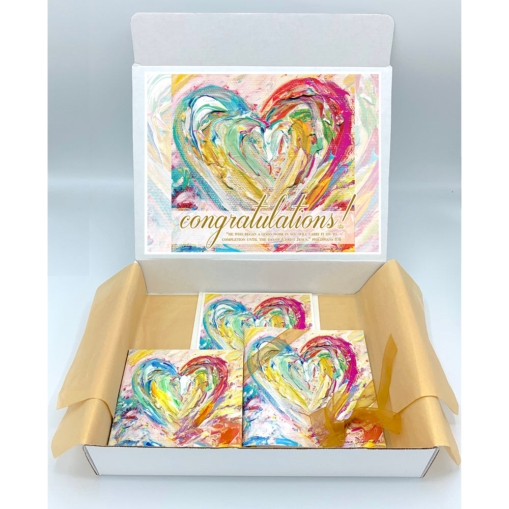 Heart Regal Box - Bright Series-Regal Boxes-King's Daughters Regal Lifestyle Collection