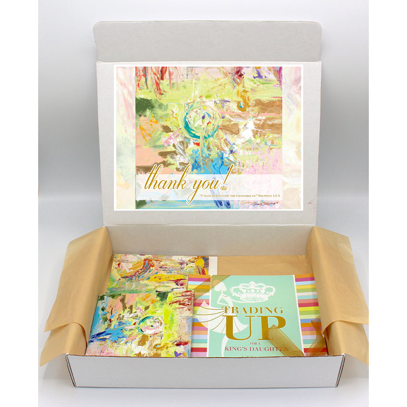 Endless Praise Regal Gift Box-Regal Boxes-King's Daughters Regal Lifestyle Collection