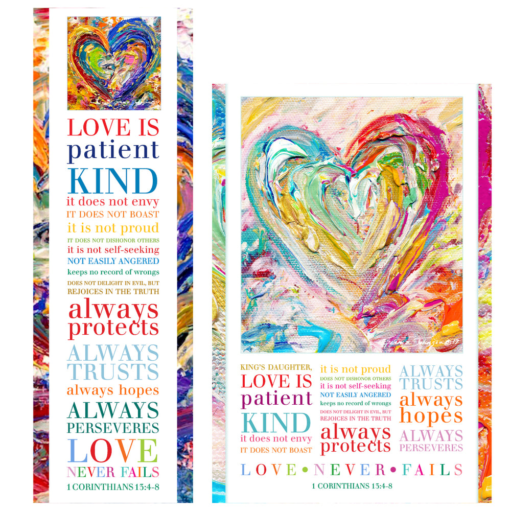 Regal Valentine's Day Cards-King's Daughters Regal Lifestyle Collection