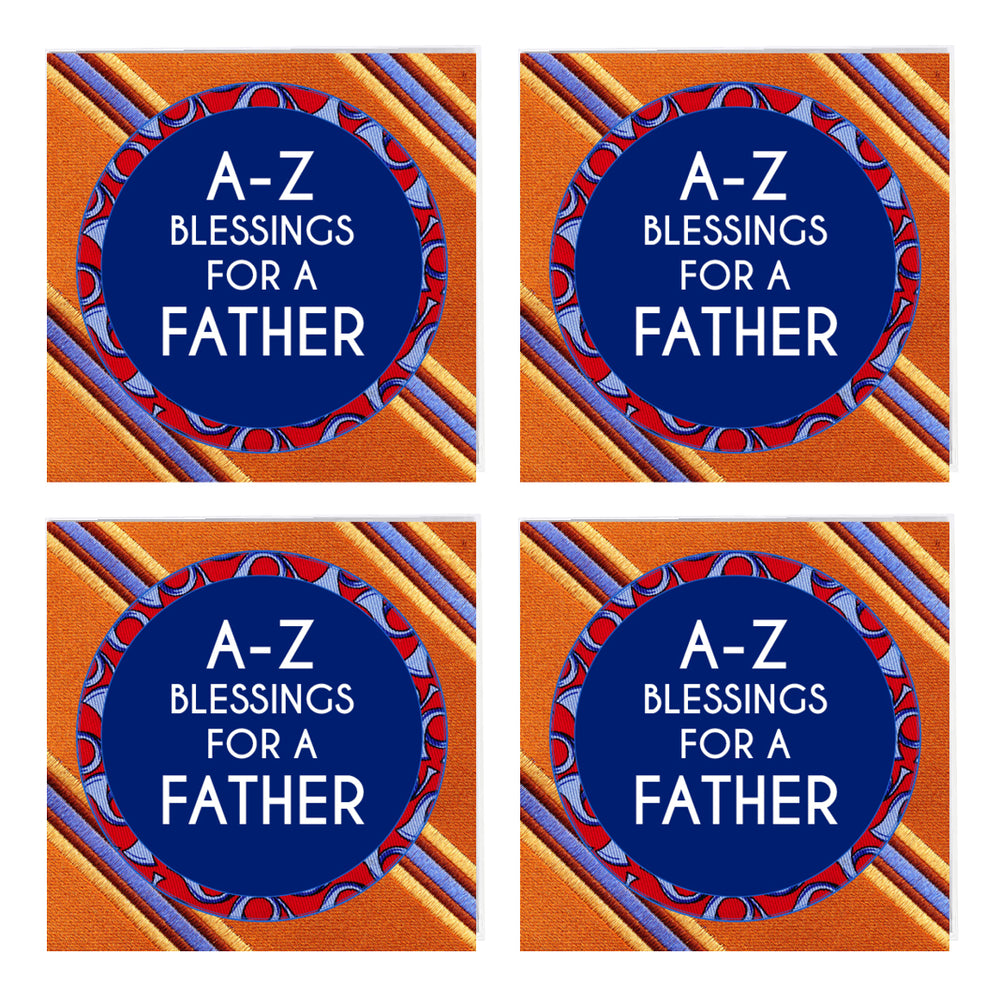 Father's Day Book: A-Z Blessings for a Father • Family Special • Set of 4