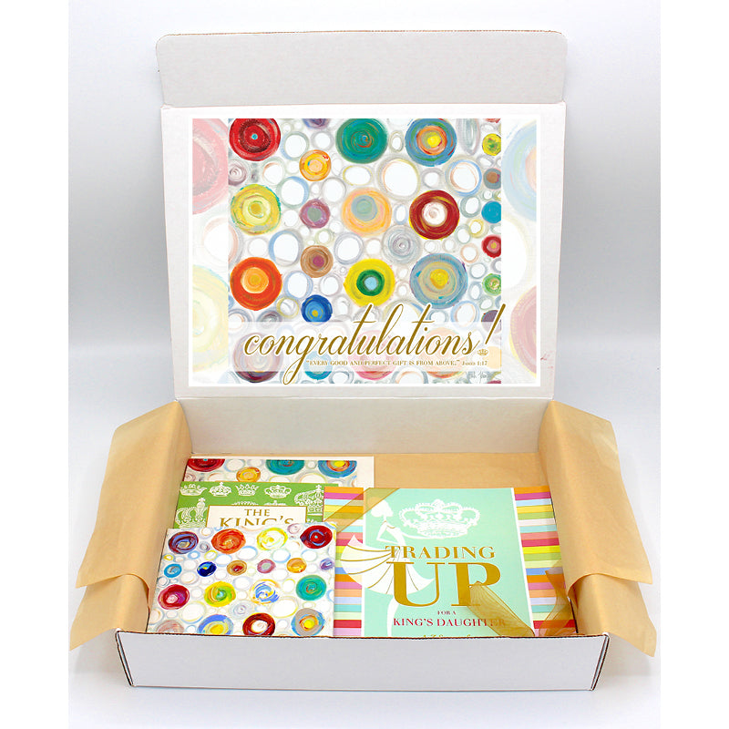 Greater Works Regal Gift Box-Regal Boxes-King's Daughters Regal Lifestyle Collection