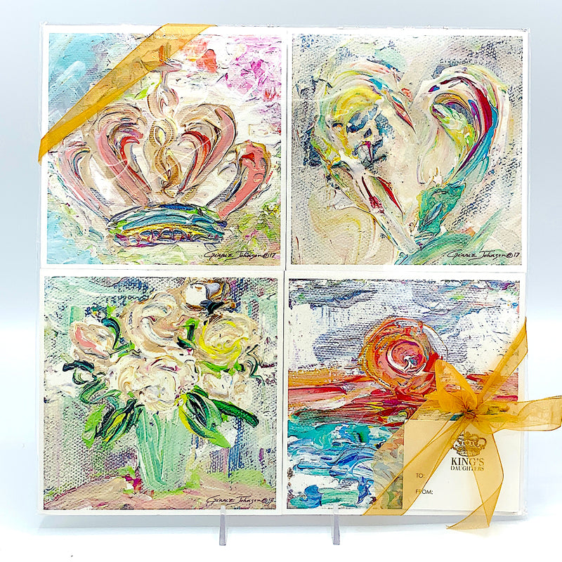 Notecard Collection • Art Mix